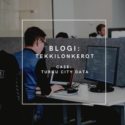 Qalmari tekkilonkerot blogisarja_case Turku City Data