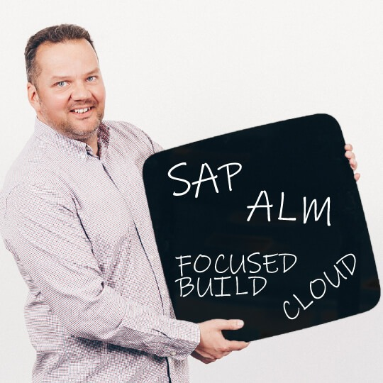 Ari Varjonen CEO & SAP Focused Build Coach_SAP, ALM, Focused Build, Cloud_QALMARI