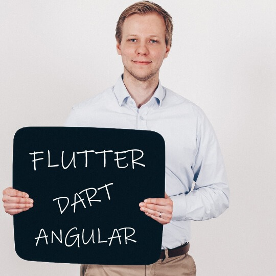 Klaus Jokisuo Junior Software Developer_Flutter, Dart, Angular_QALMARI
