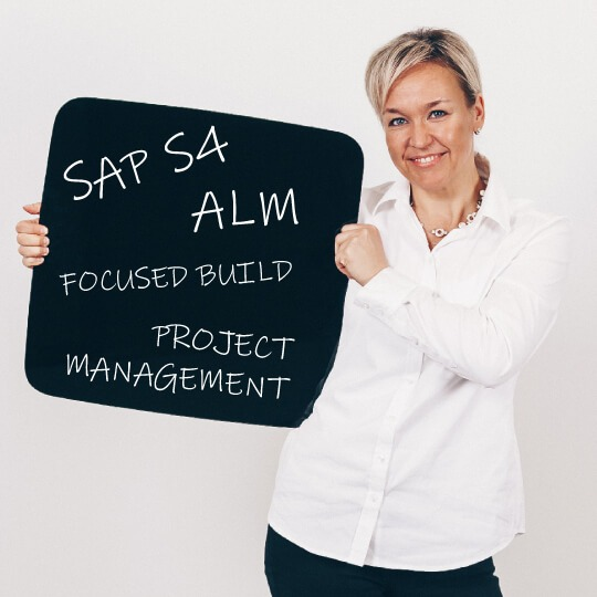 Petra Suomalainen SAP ALM Lead Consultant_SAP S4, ALM, Focused Build, Project Management_QALMARI