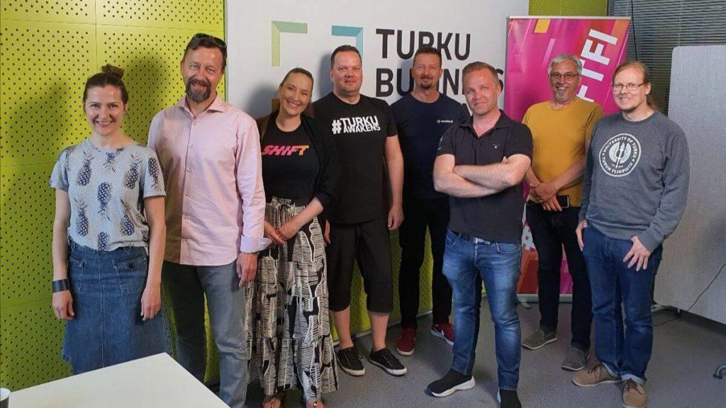 #turkuawakens-yhteisön webinaari 2020
