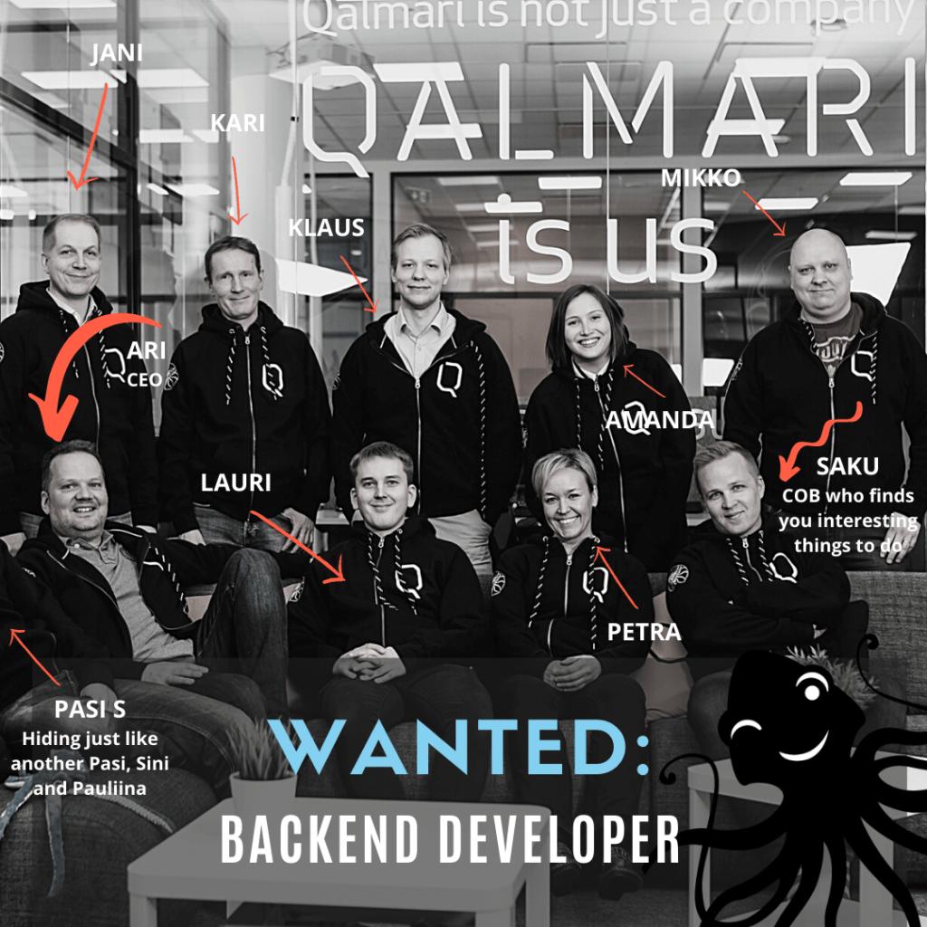 WANTED_backend developer_QALMARI