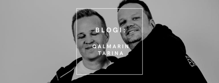 Qalmarin tarina_Saku Hautala ja Ari Varjonen