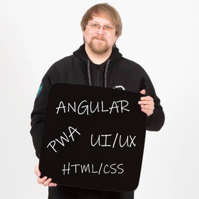 Pekka Rantala Software Developer_QALMARI