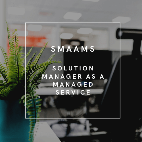 SMaaMS_Solution Manager as a managed service_QALMARI SAP