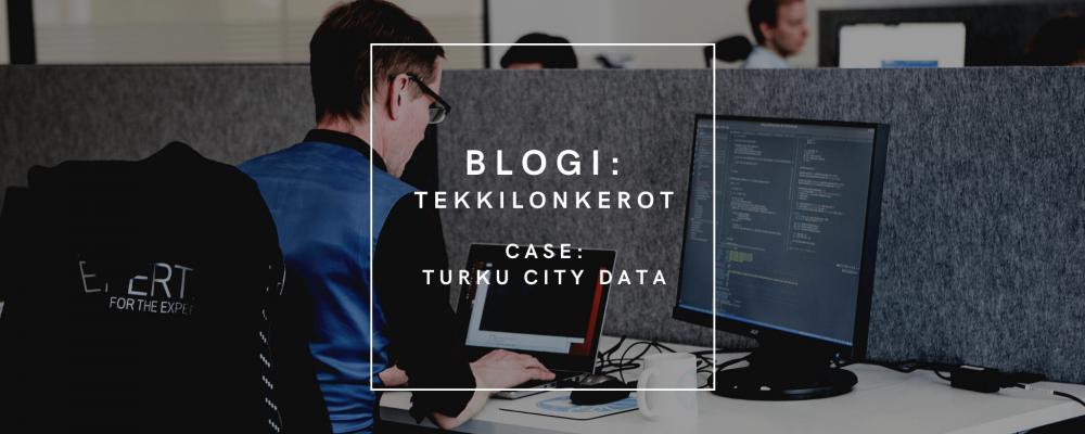 Qalmari tekkilonkerot blogisarja_case Turku City Data_liikennevirtojen simulaattori