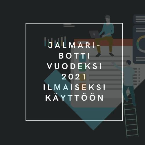 Jalmari-botti etsii vuodeksi 2021 vaihto-opiskelupaikkaa